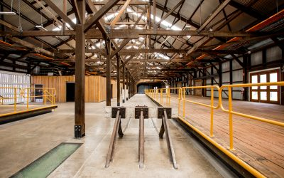 State Commendation for Heritage Architecture – Toowoomba Railway Goods Shed