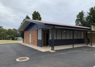 Toowoomba East State School Amenities Block